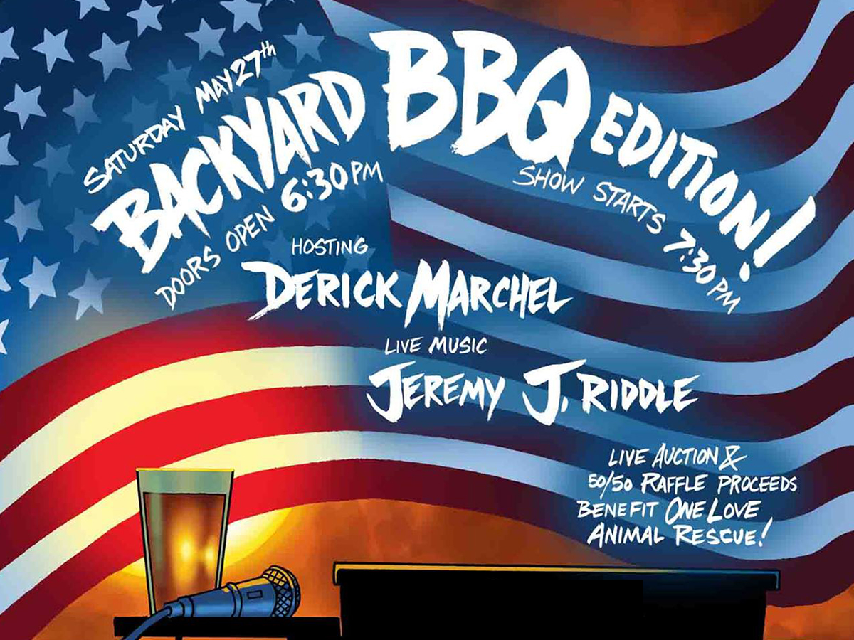 Laughs and Drafts - Backyard Edition Presented by Southbound Brewing Company