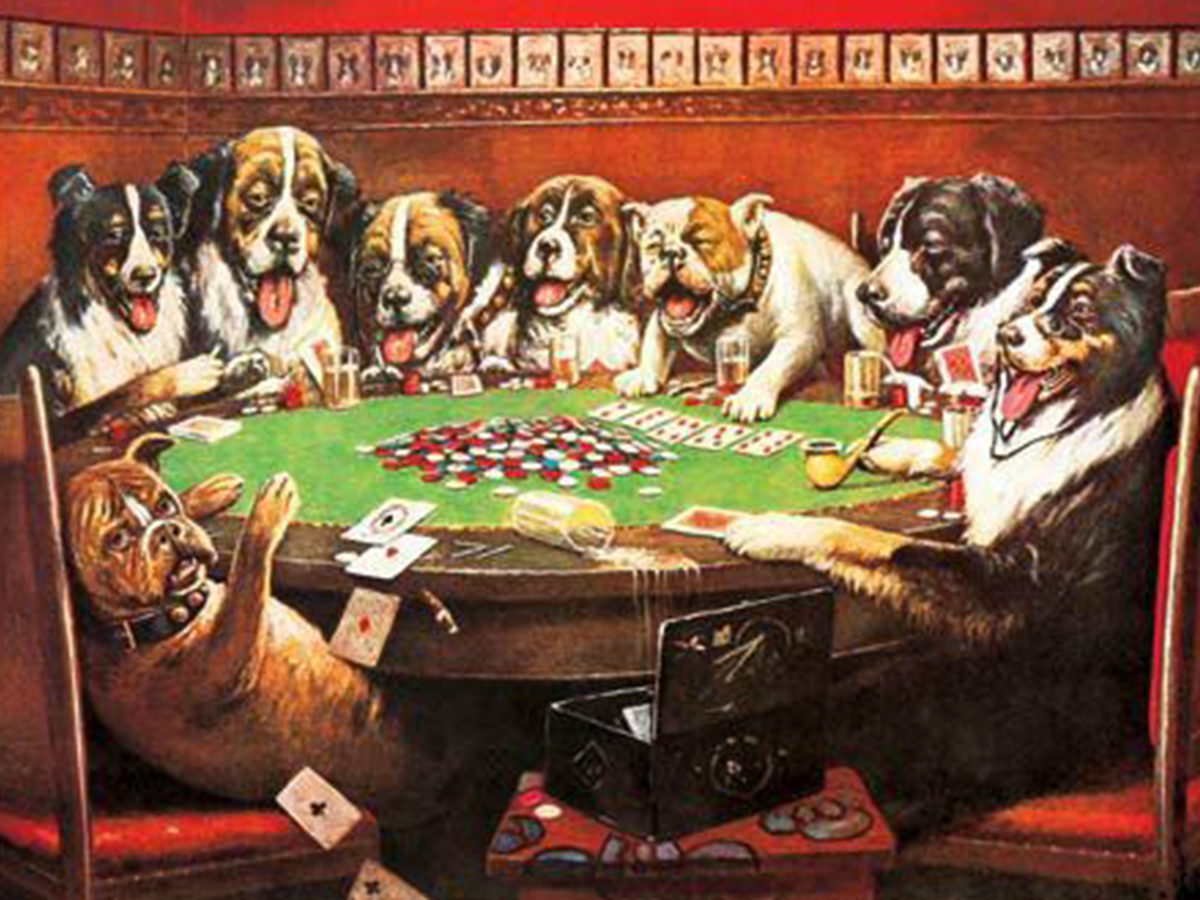 Charity Poker Event Featuring Lagunitas Brewery