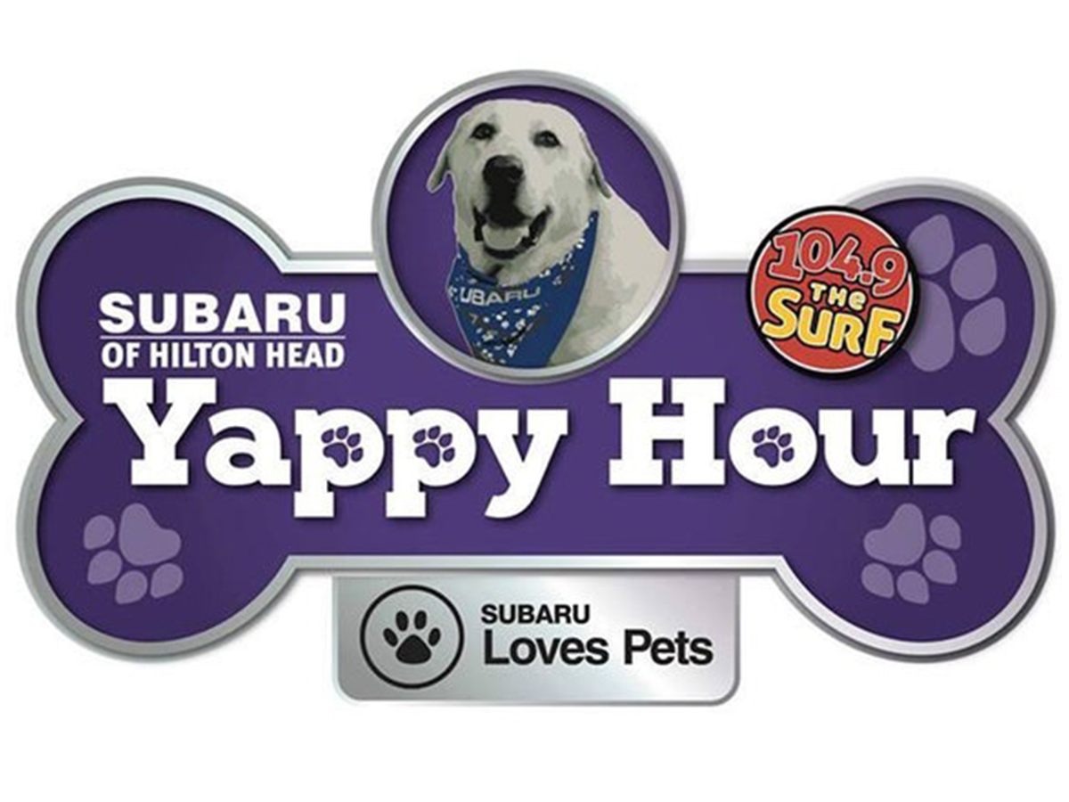 Yappy Hour and Clear the Shelters Event