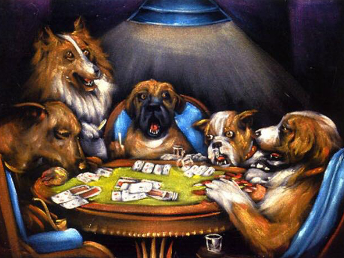 Lagunitas Charity Poker Tournament Featuring One Love Animal Rescue
