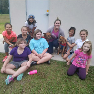 Girls on the Run | GA Game Changers Chapter